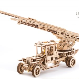 ugears fire ladder truck 7